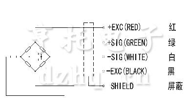 HT-SAS-5a模拟接线盒接线方式