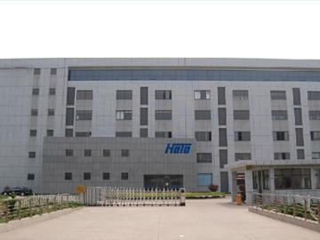 公司厂房全景图